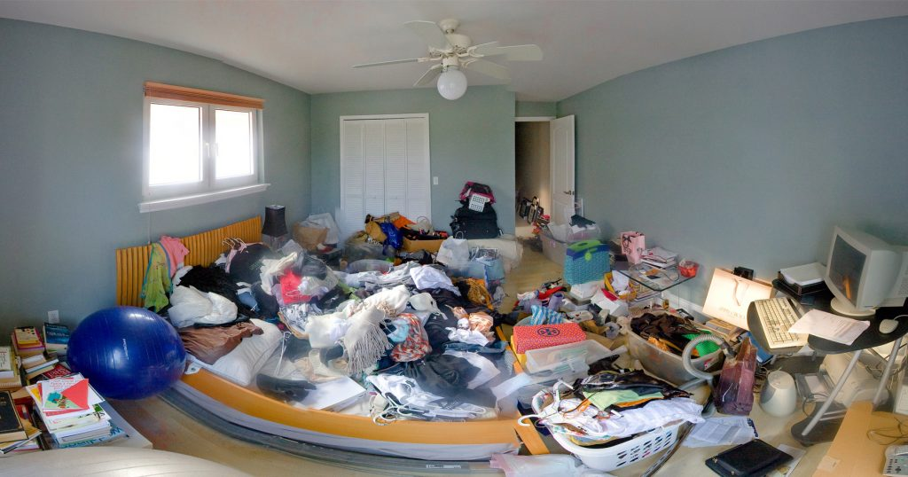 ARS Cleanup Cluttered Room